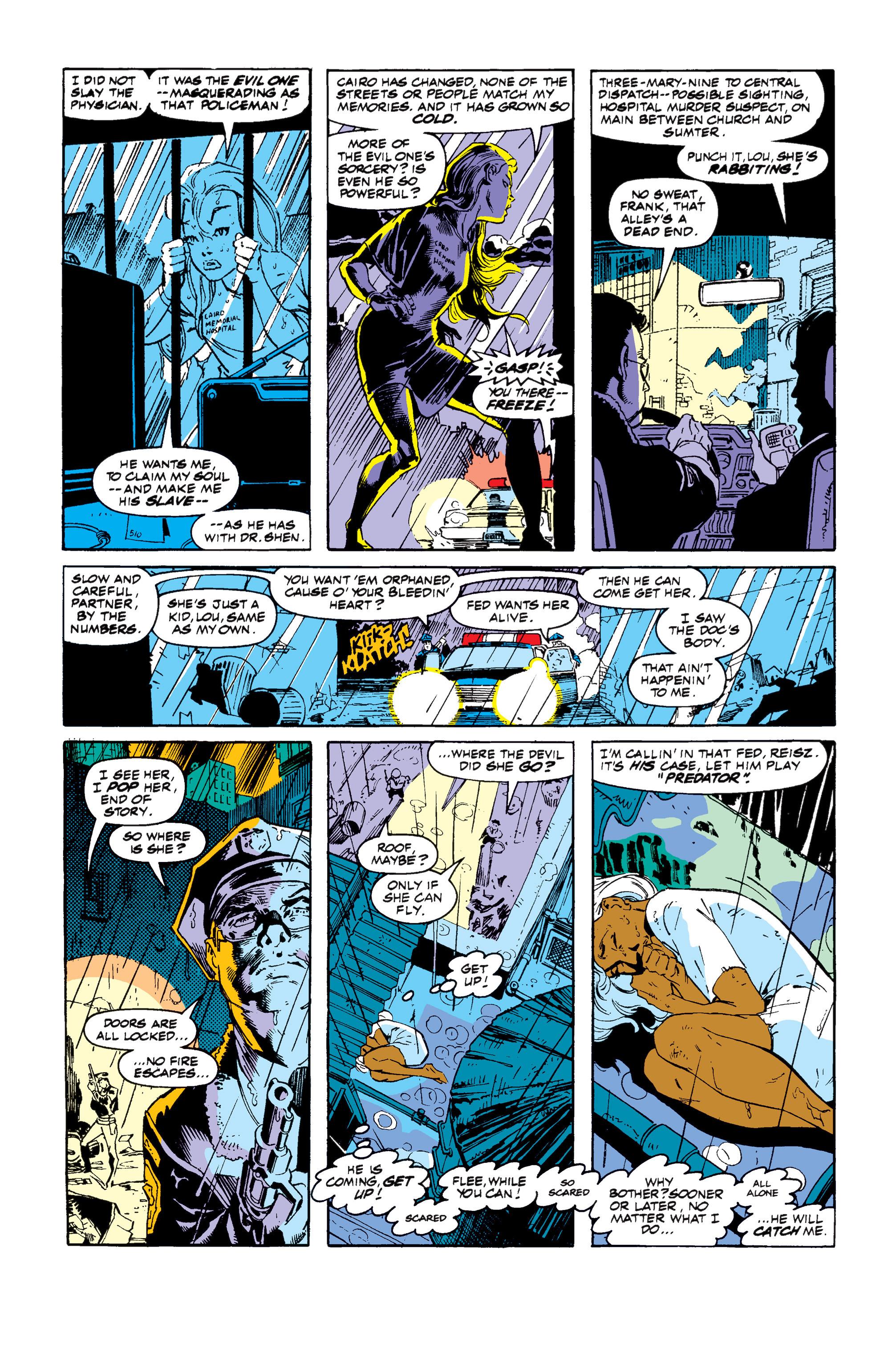 Read online Uncanny X-Men (1963) comic -  Issue #257 - 11