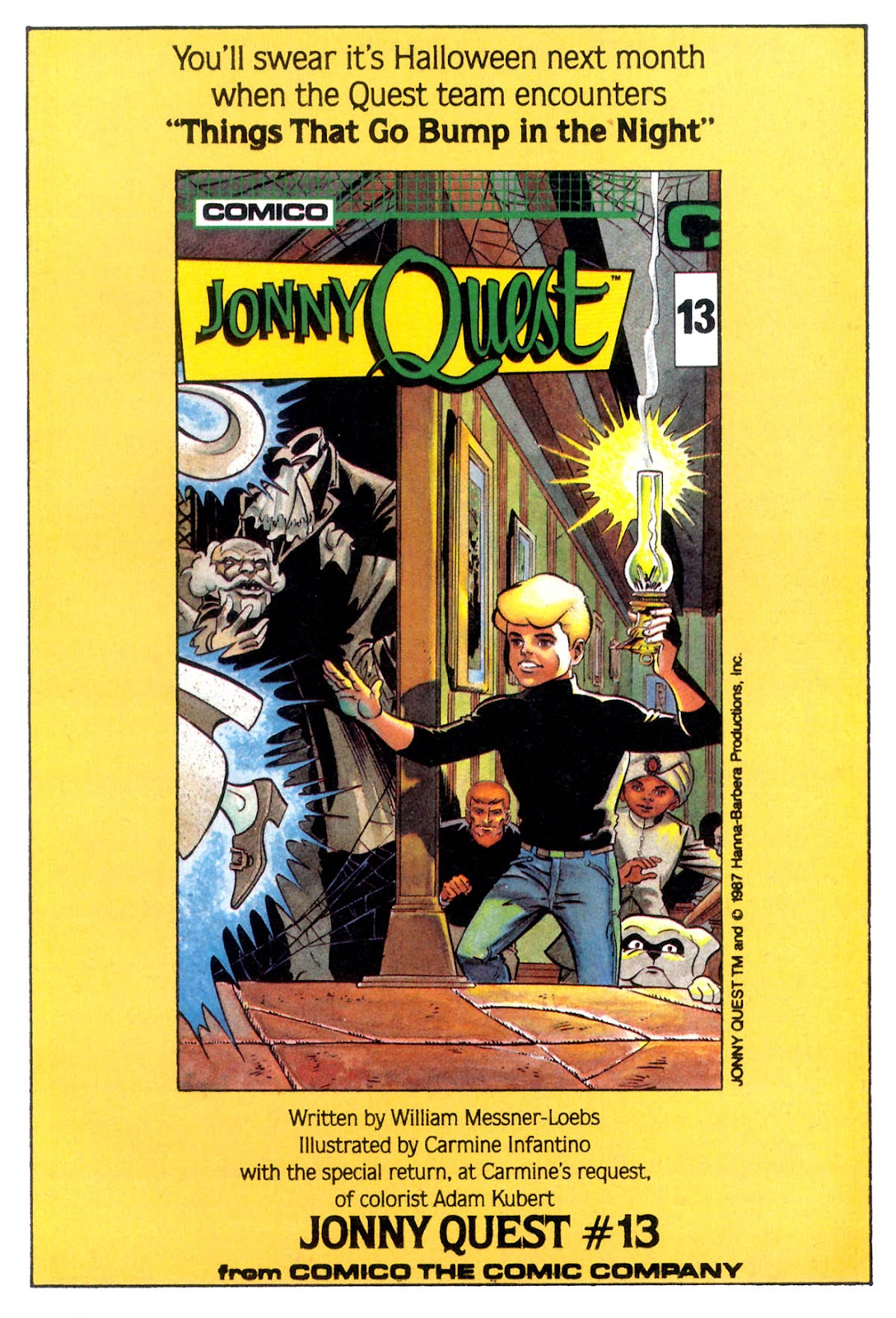 Jonny Quest (1986) issue 12 - Page 30