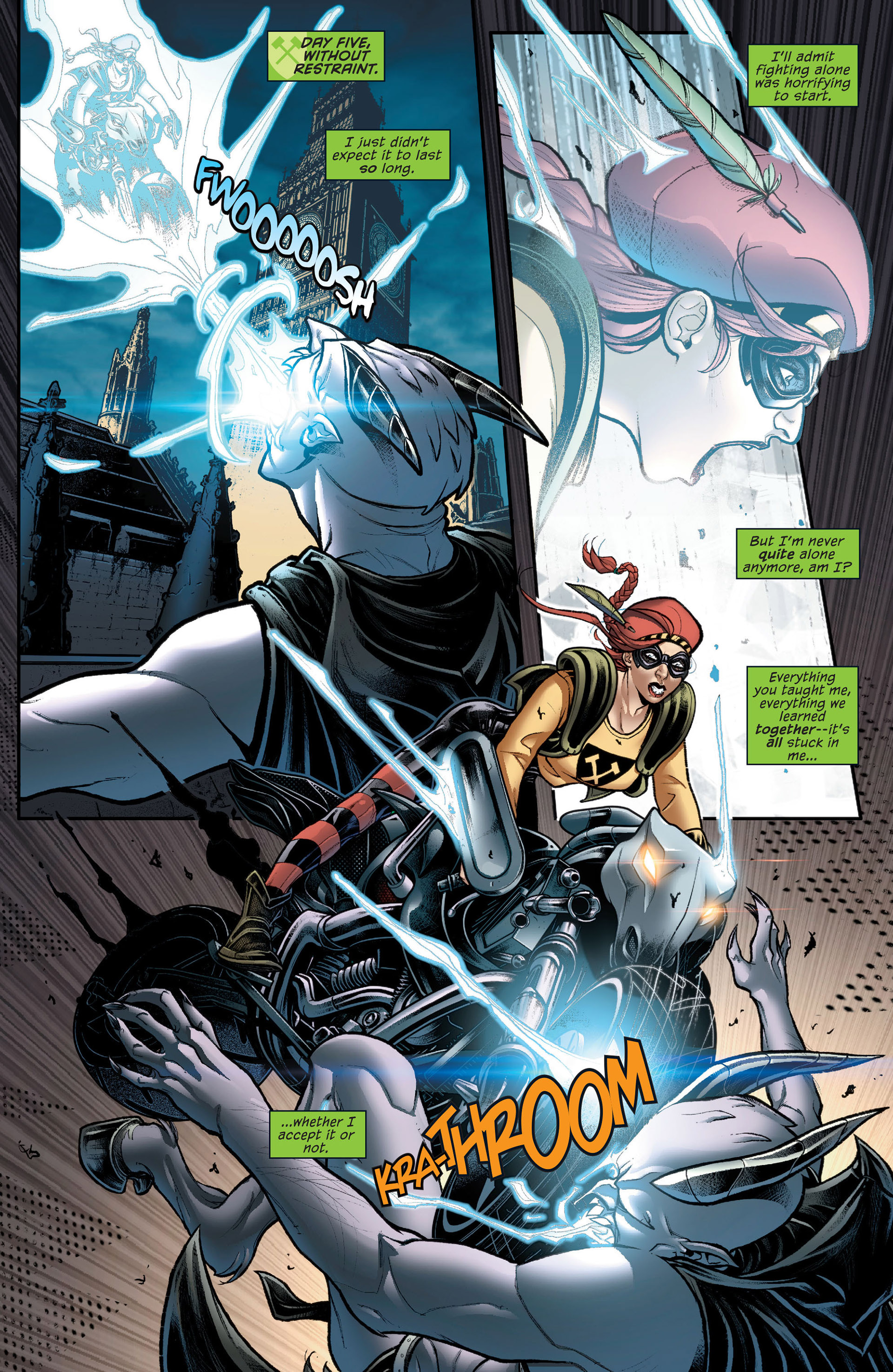 Read online Batman Incorporated (2012) comic -  Issue # _Special 1 - 15