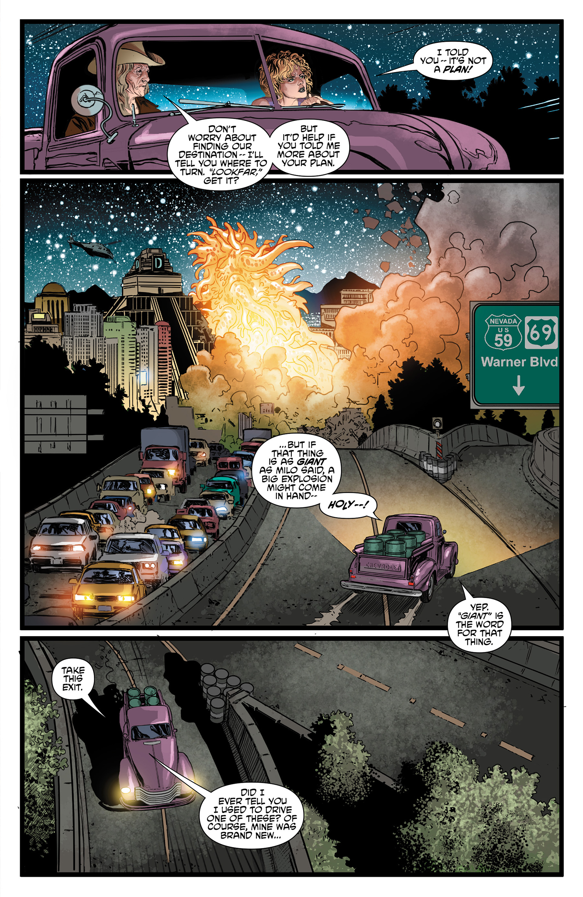 Read online King Tiger comic -  Issue #3 - 15