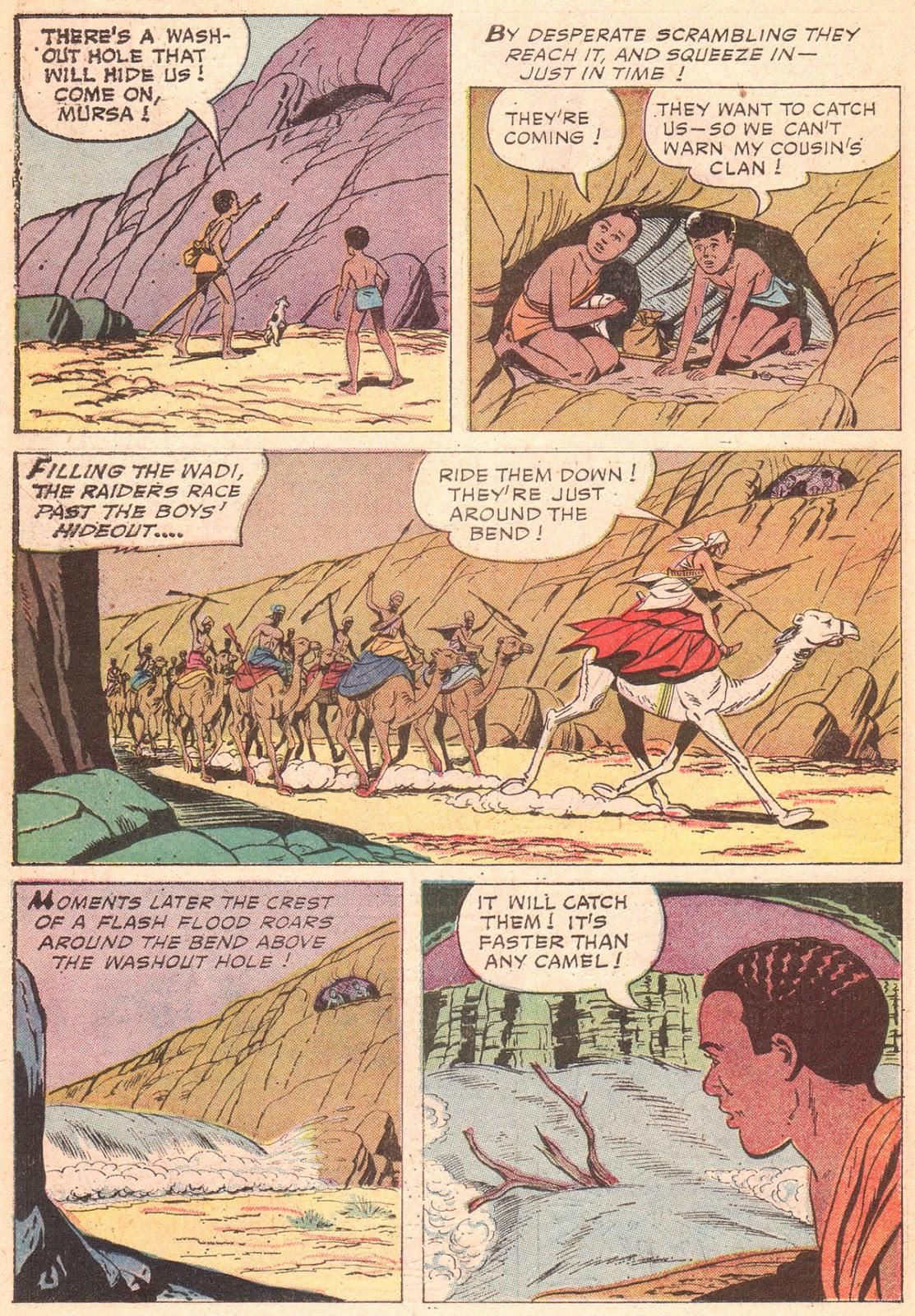 Korak, Son of Tarzan (1964) issue 39 - Page 30