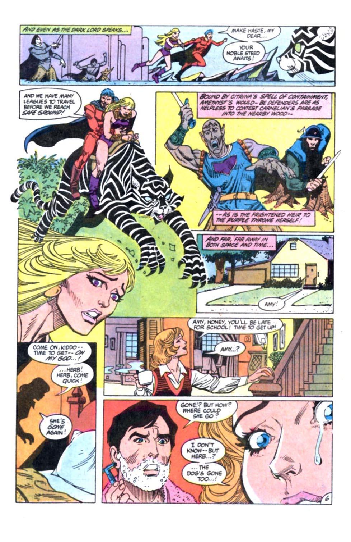 Read online Amethyst, Princess of Gemworld comic -  Issue #2 - 7