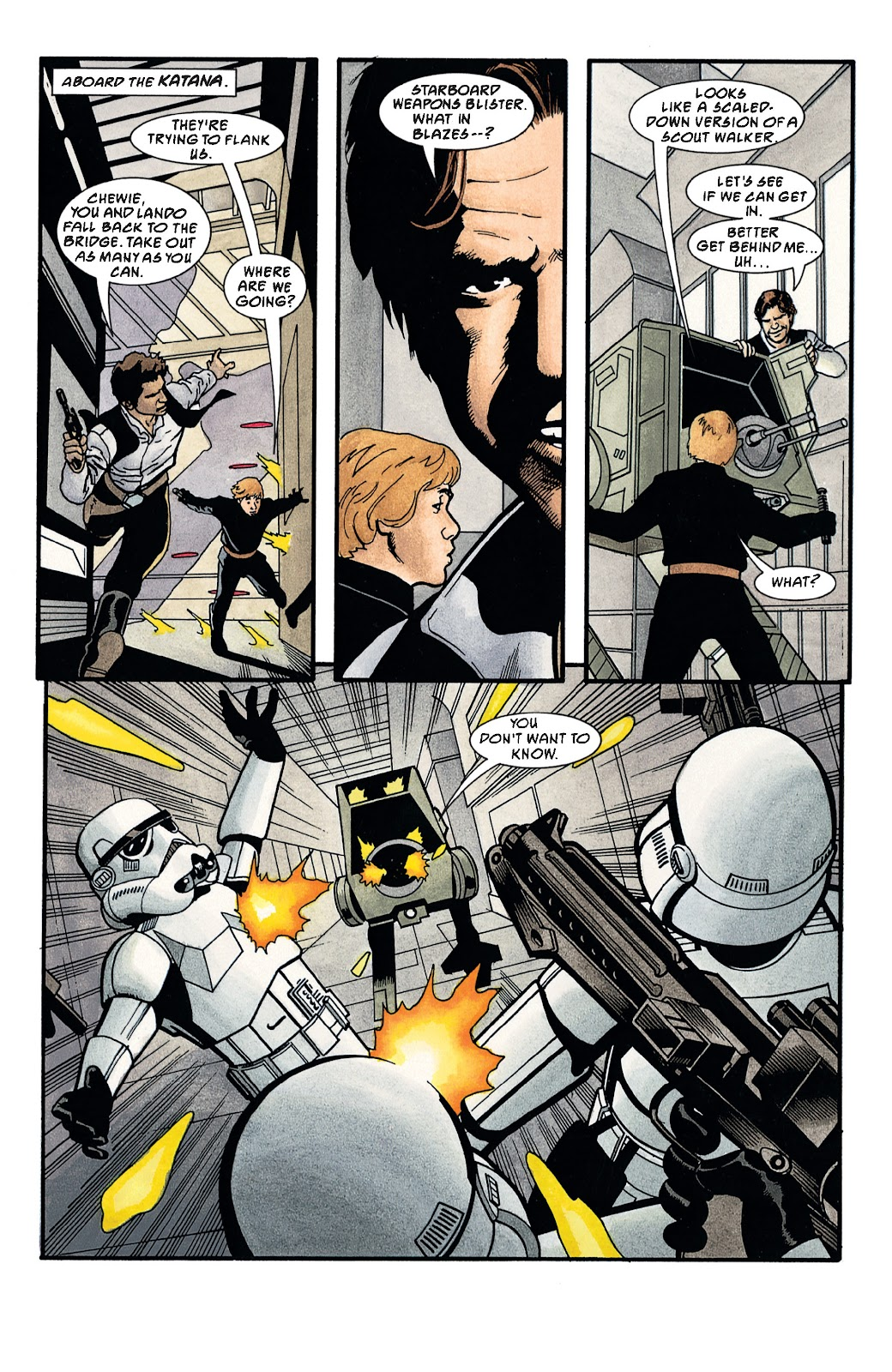 Read online Star Wars Legends: The New Republic - Epic Collection comic -  Issue # TPB 4 (Part 3) - 89