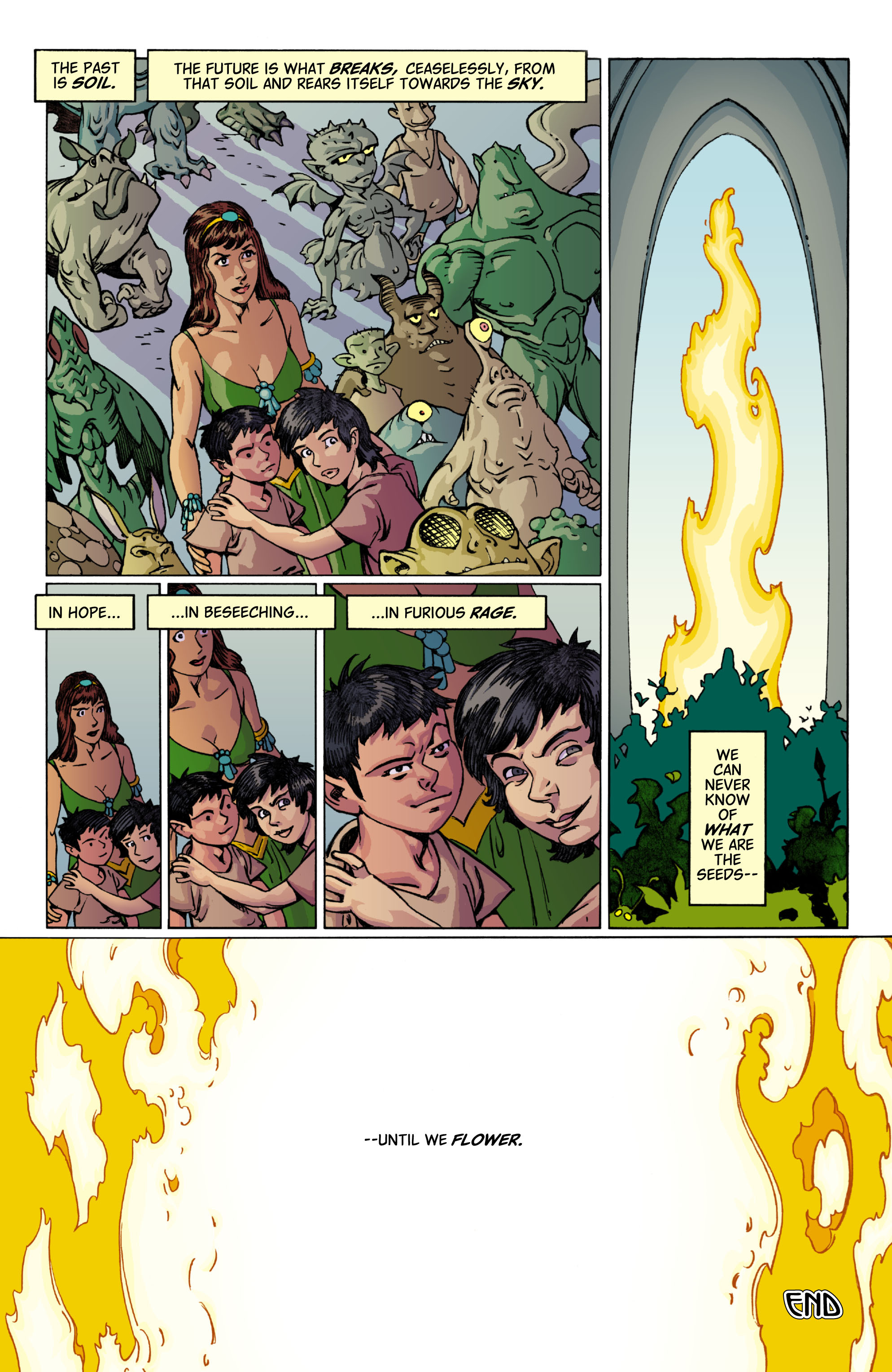 Lucifer (2000) issue 50 - Page 41