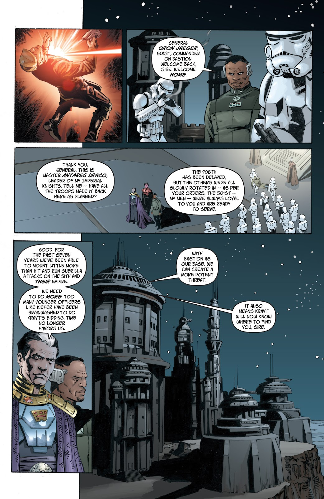 Read online Star Wars Legends: Legacy - Epic Collection comic -  Issue # TPB 1 (Part 1) - 63