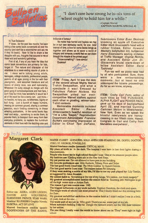 Read online Sergio Aragonés Groo the Wanderer comic -  Issue #57 - 20