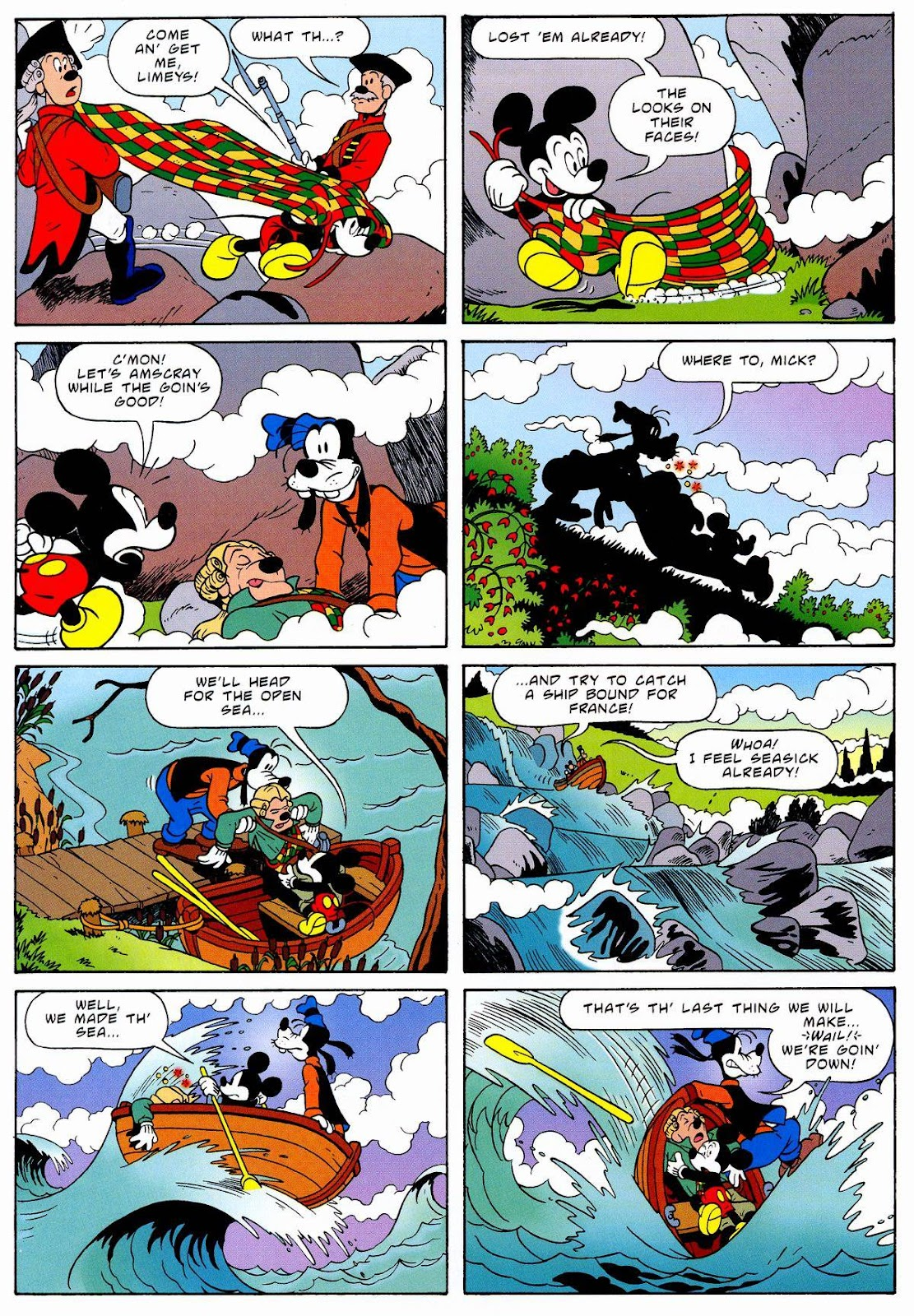 Walt Disney's Comics and Stories issue 641 - Page 18