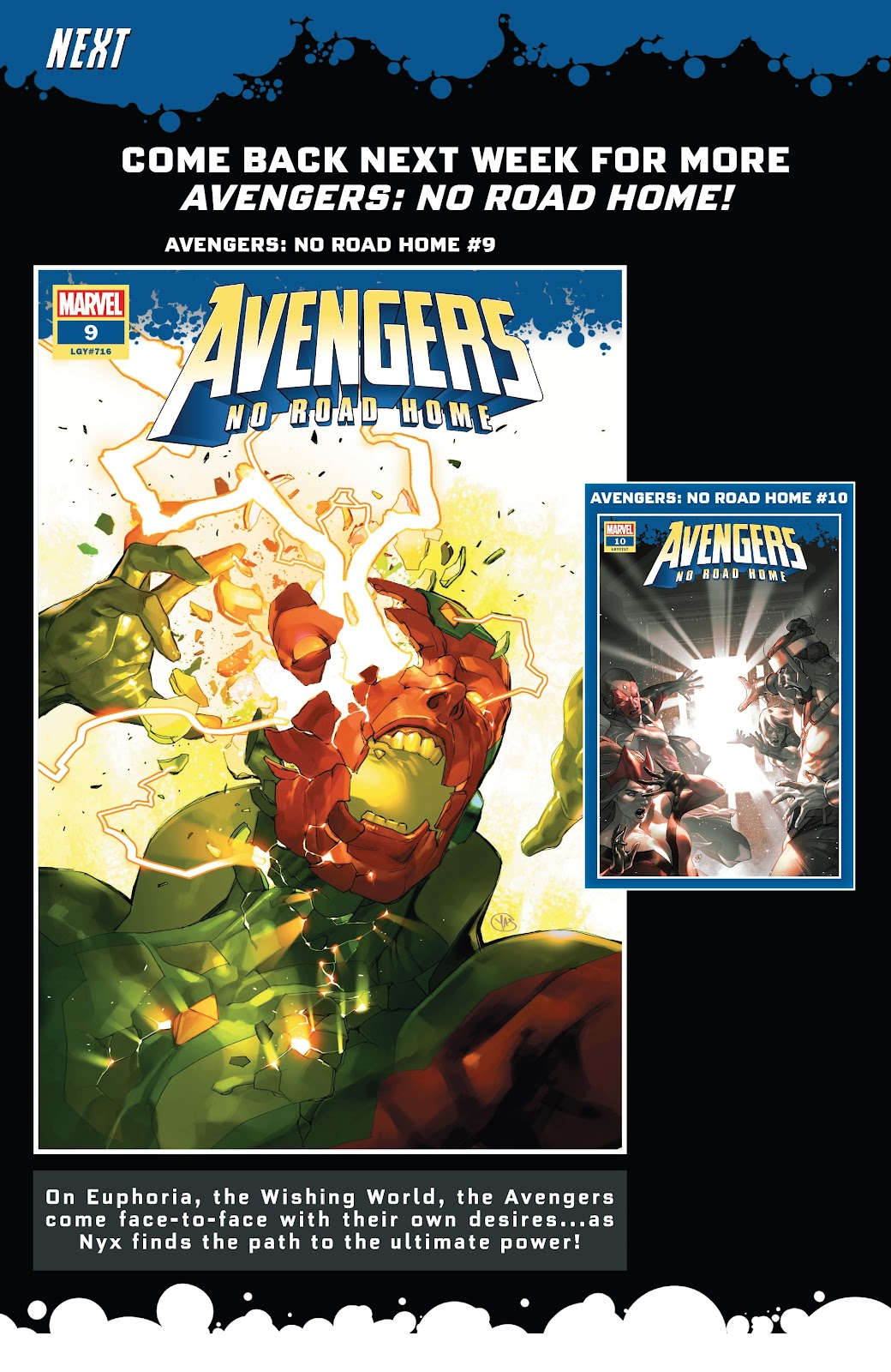 Read online Avengers No Road Home comic -  Issue #8 - 25