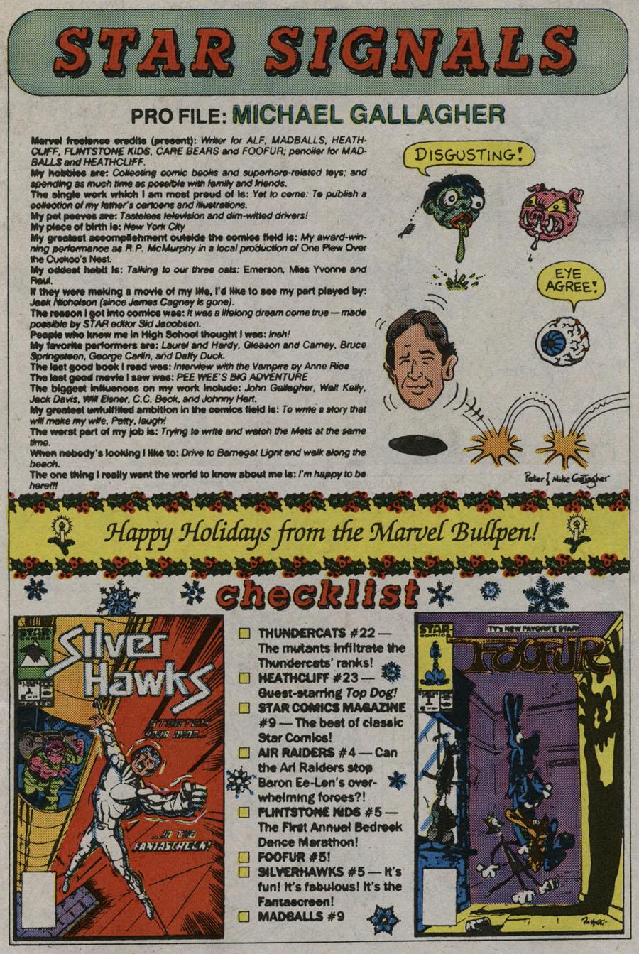 Madballs issue 9 - Page 27