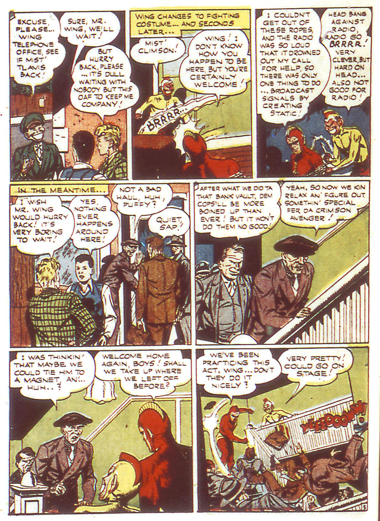 Read online Detective Comics (1937) comic -  Issue #86 - 28
