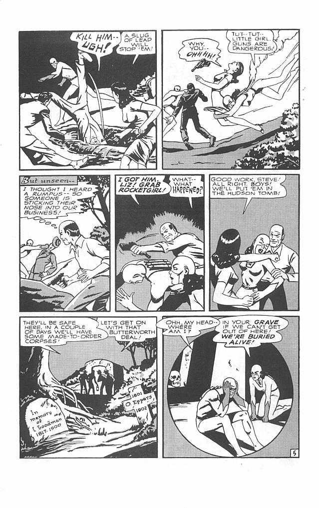 Read online Golden-Age Men of Mystery comic -  Issue #7 - 15