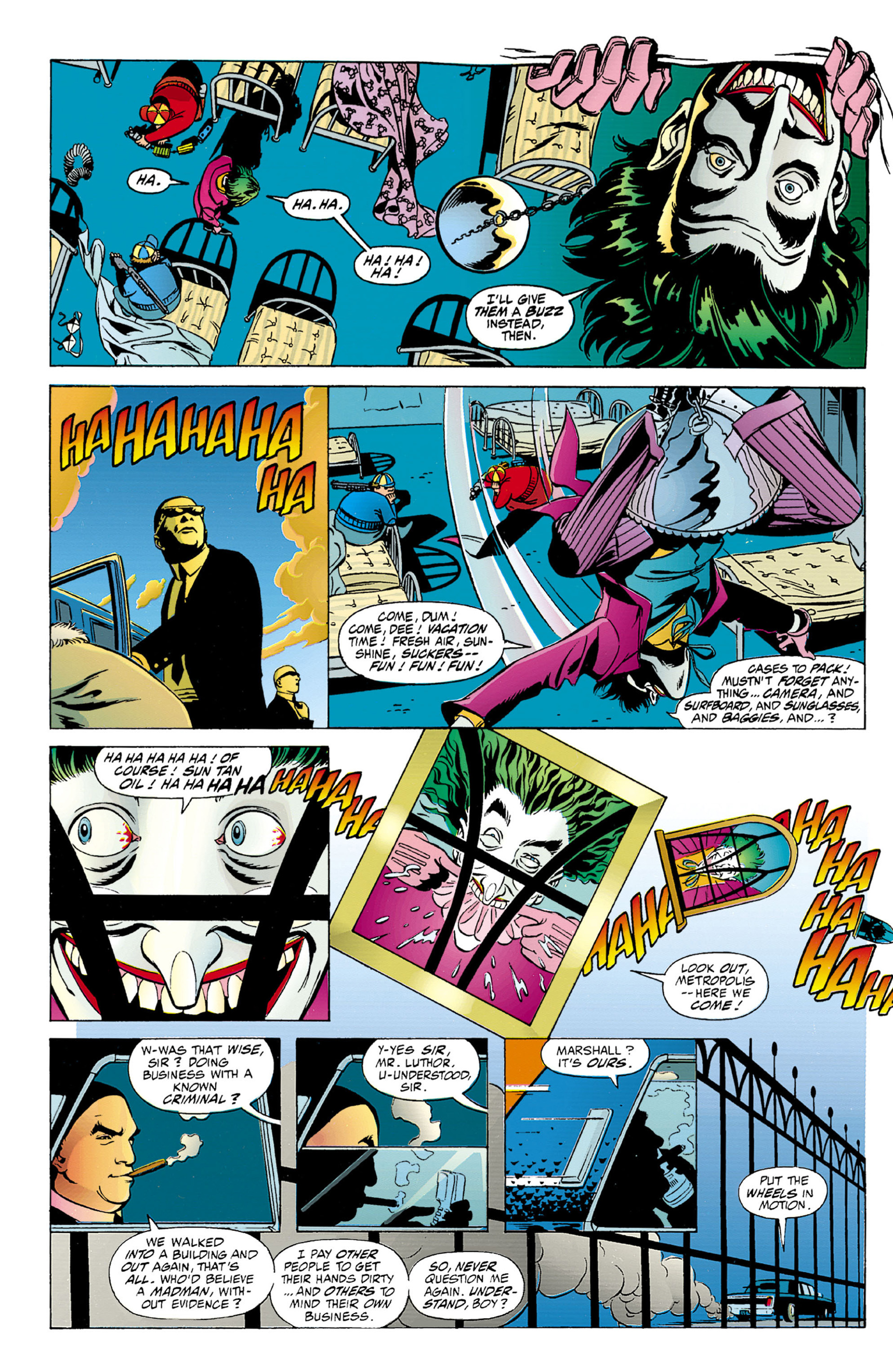 Read online World's Finest (1990) comic -  Issue #1 - 28