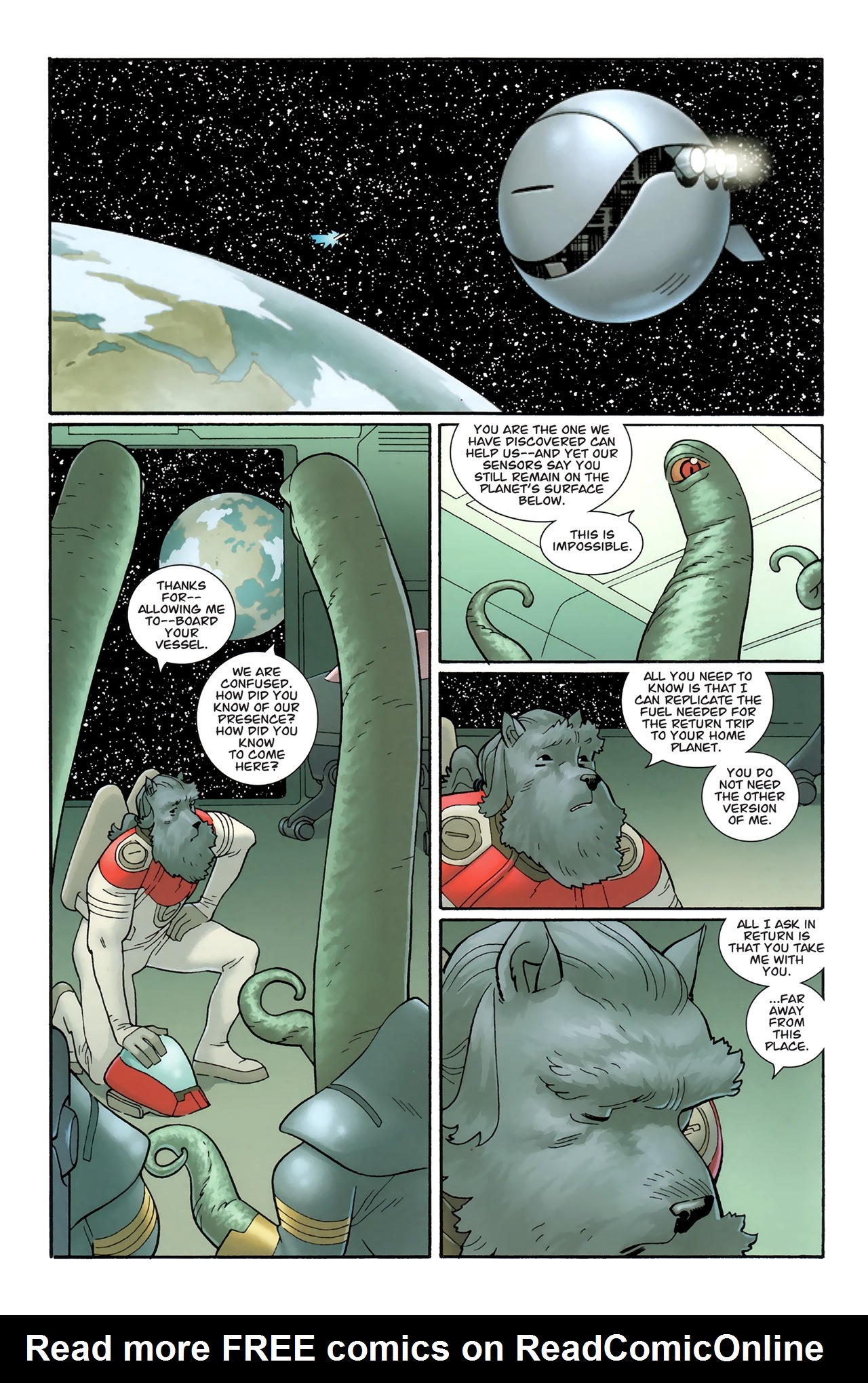Read online Science Dog Special comic -  Issue #2 - 26