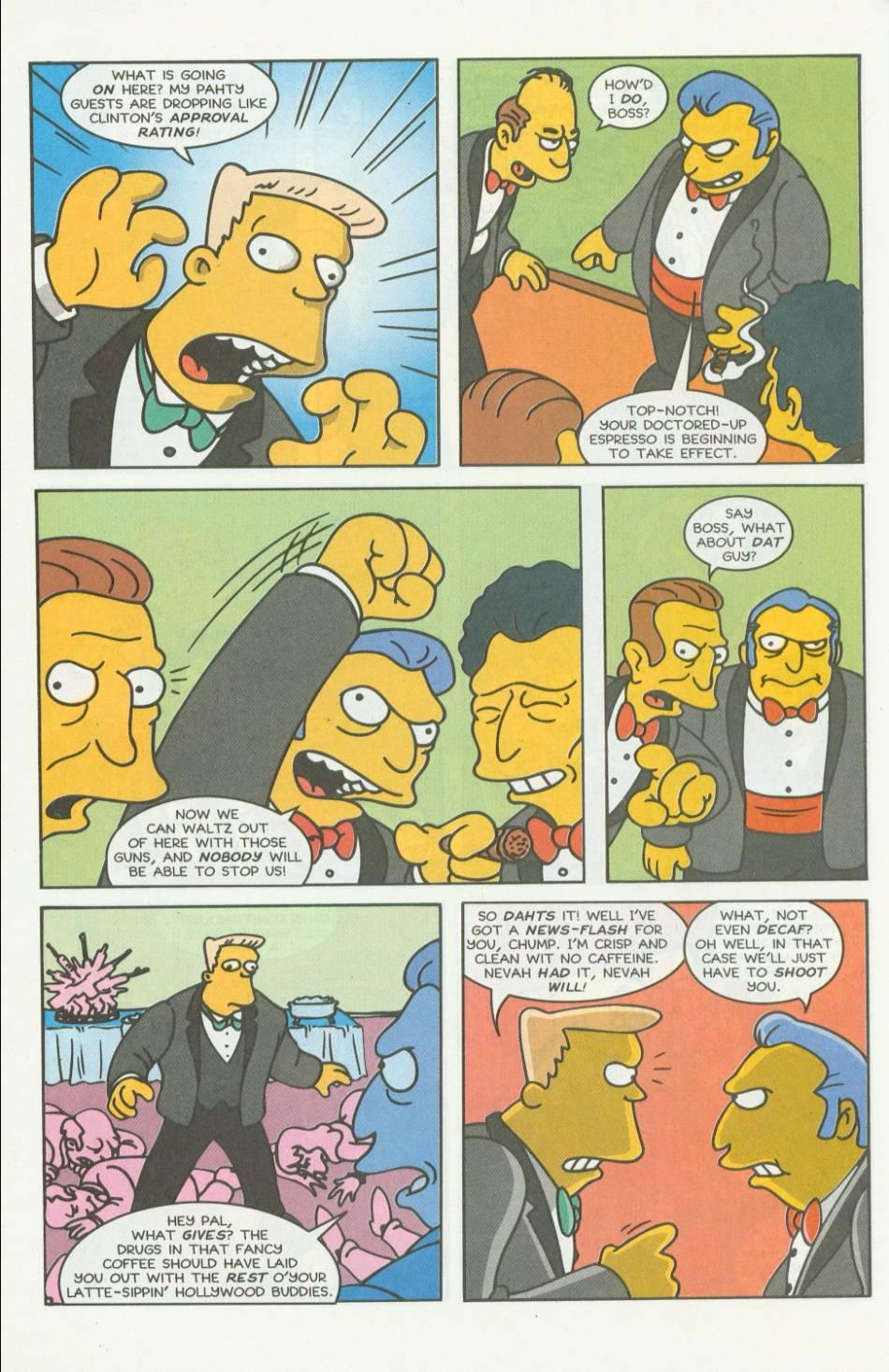Read online Simpsons Comics comic -  Issue #7 - 28