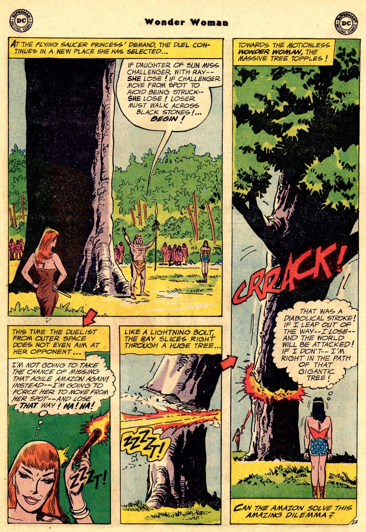 Read online Wonder Woman (1942) comic -  Issue #110 - 29
