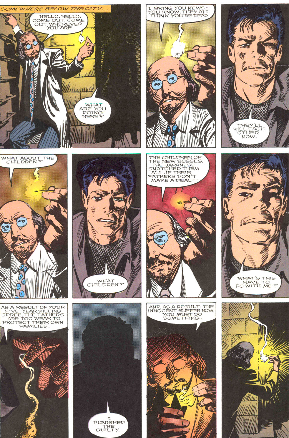 The Punisher Movie Special issue Full - Page 39
