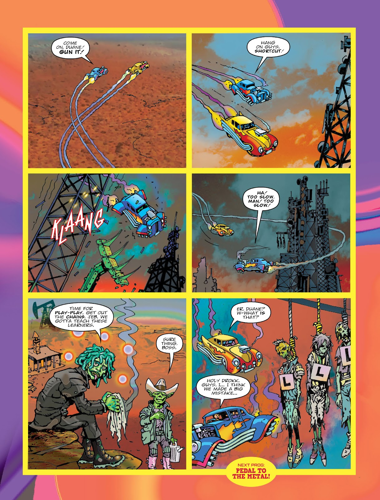 Read online 2000 AD comic -  Issue #2033 - 8