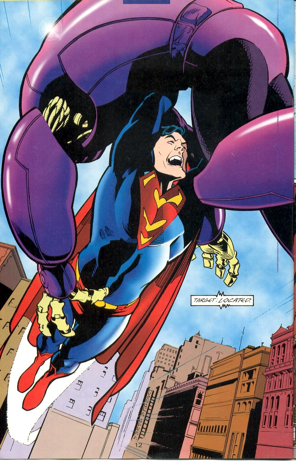 Read online Adventures of Superman (1987) comic -  Issue #528 - 13
