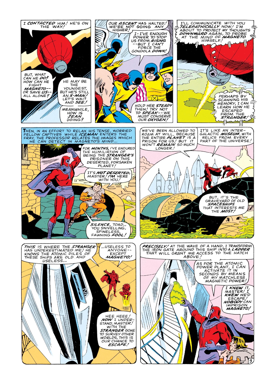 Read online Uncanny X-Men (1963) comic -  Issue #18 - 10