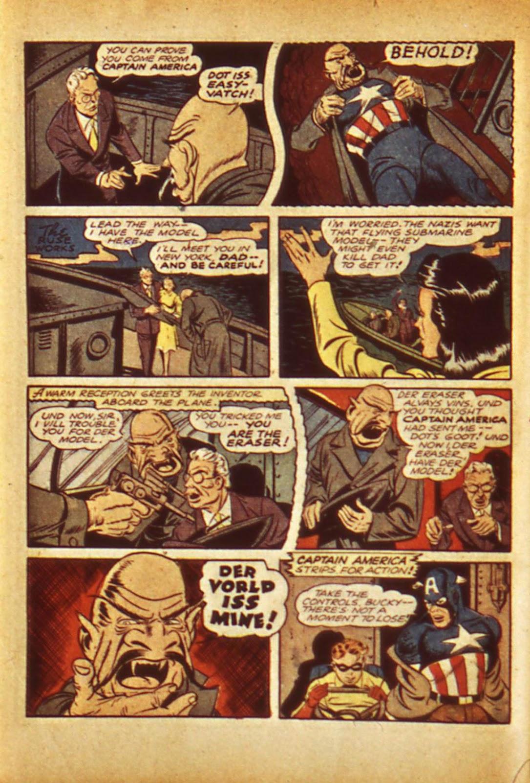 USA Comics issue 7 - Page 8