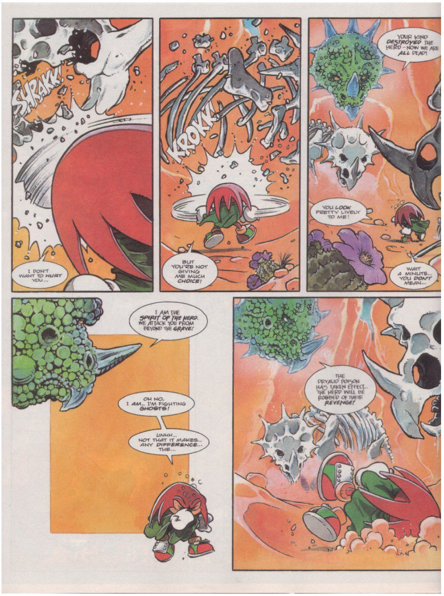 Read online Sonic the Comic comic -  Issue #70 - 18