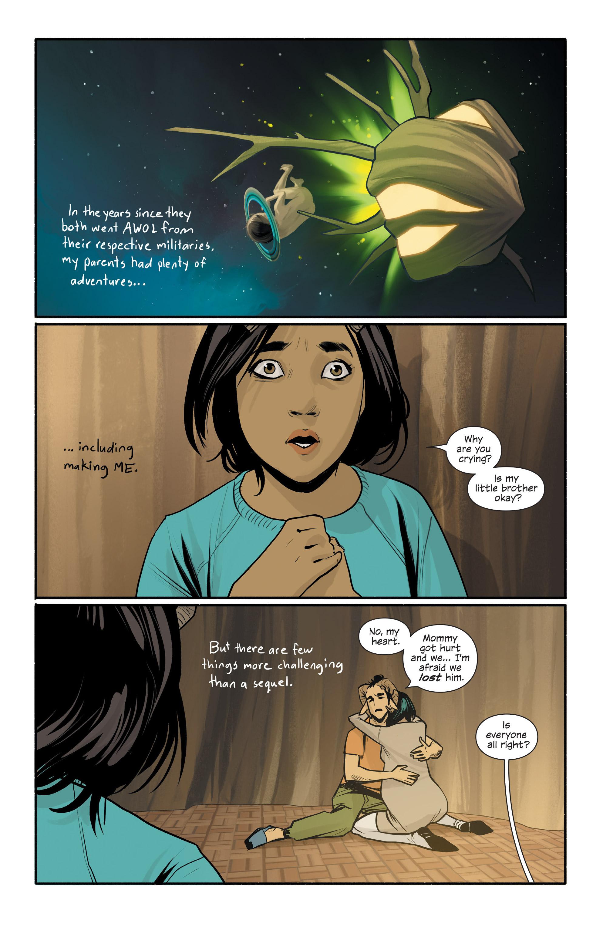 Read online Saga comic -  Issue #43 - 10