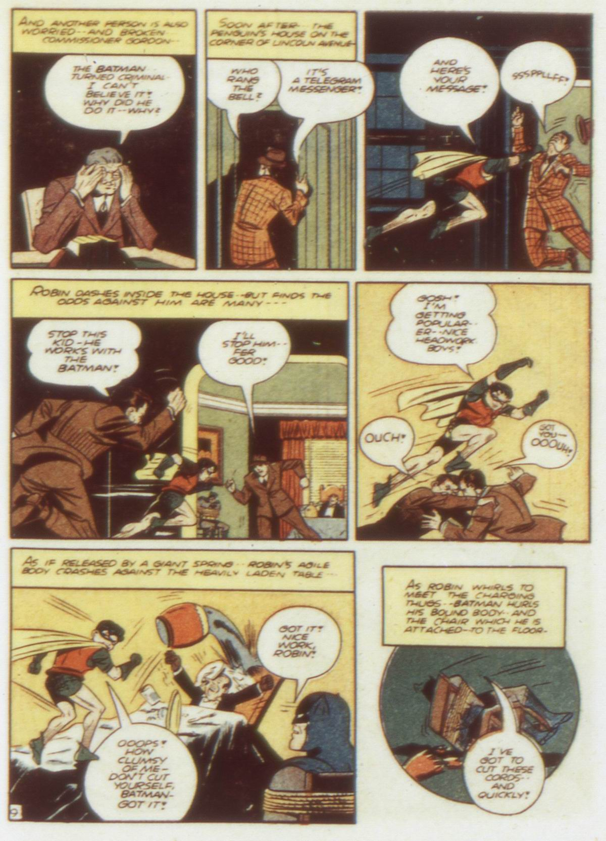 Read online Detective Comics (1937) comic -  Issue #58 - 11