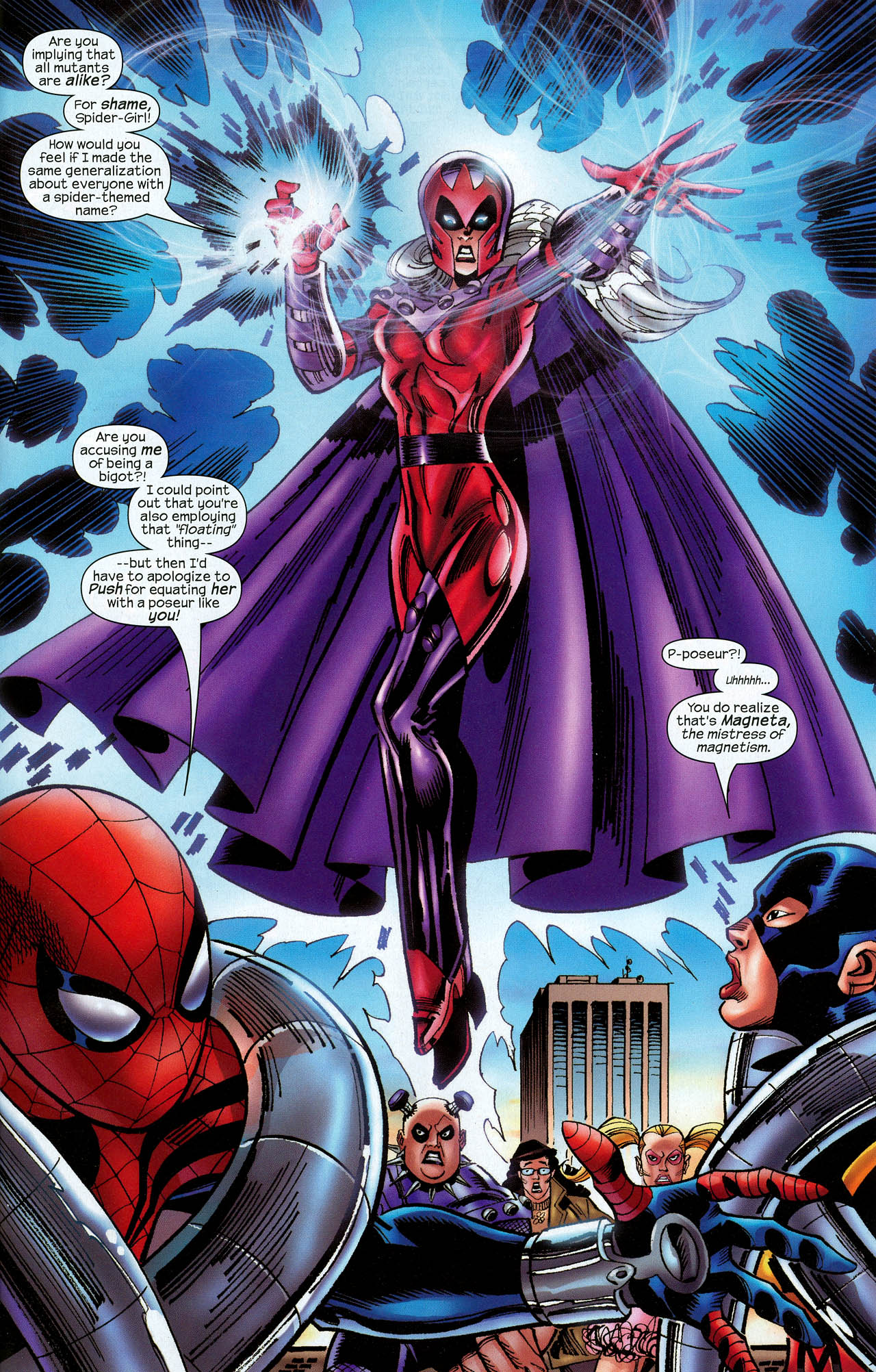 Read online Amazing Spider-Girl comic -  Issue #22 - 25