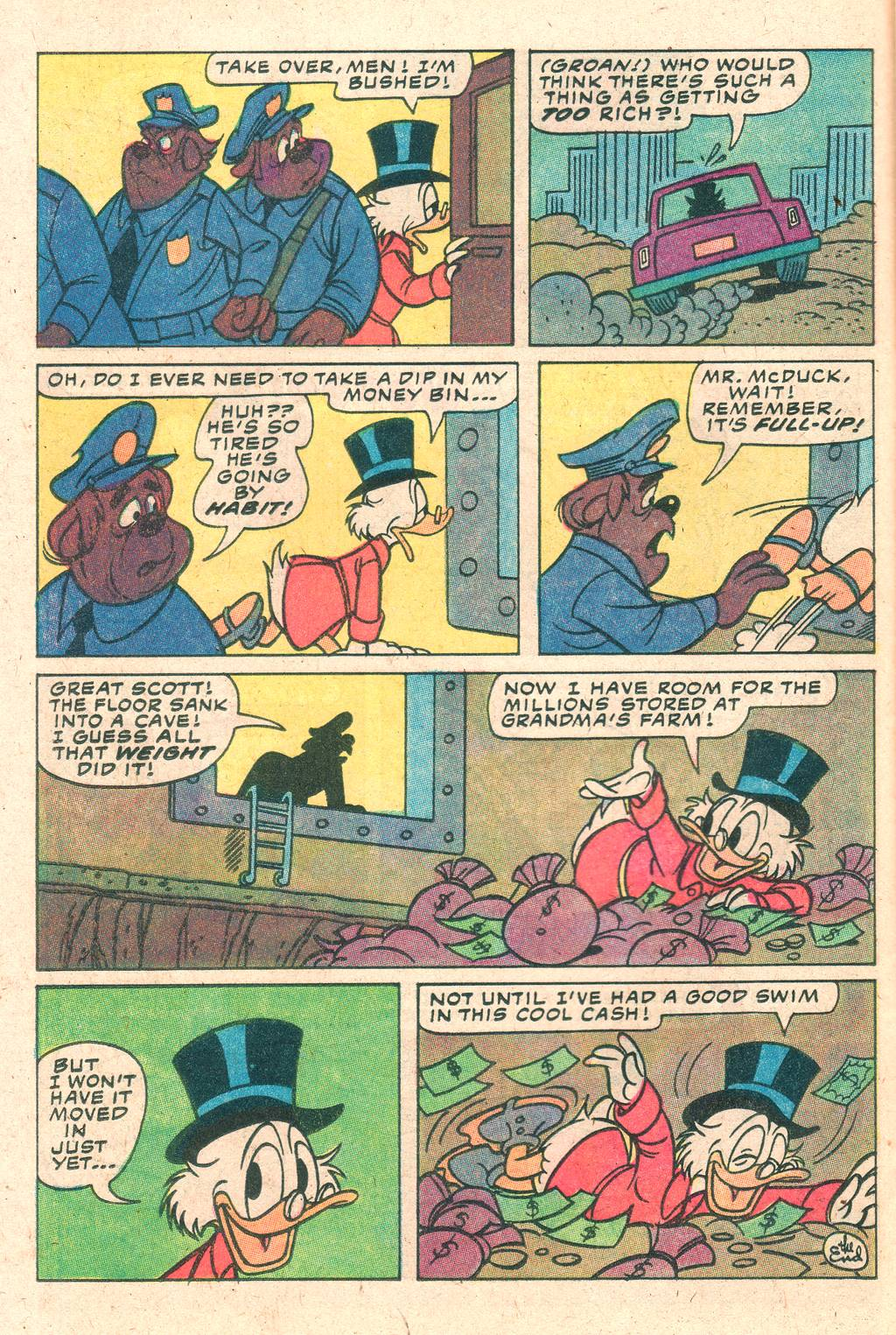 Read online Uncle Scrooge (1953) comic -  Issue #199 - 12