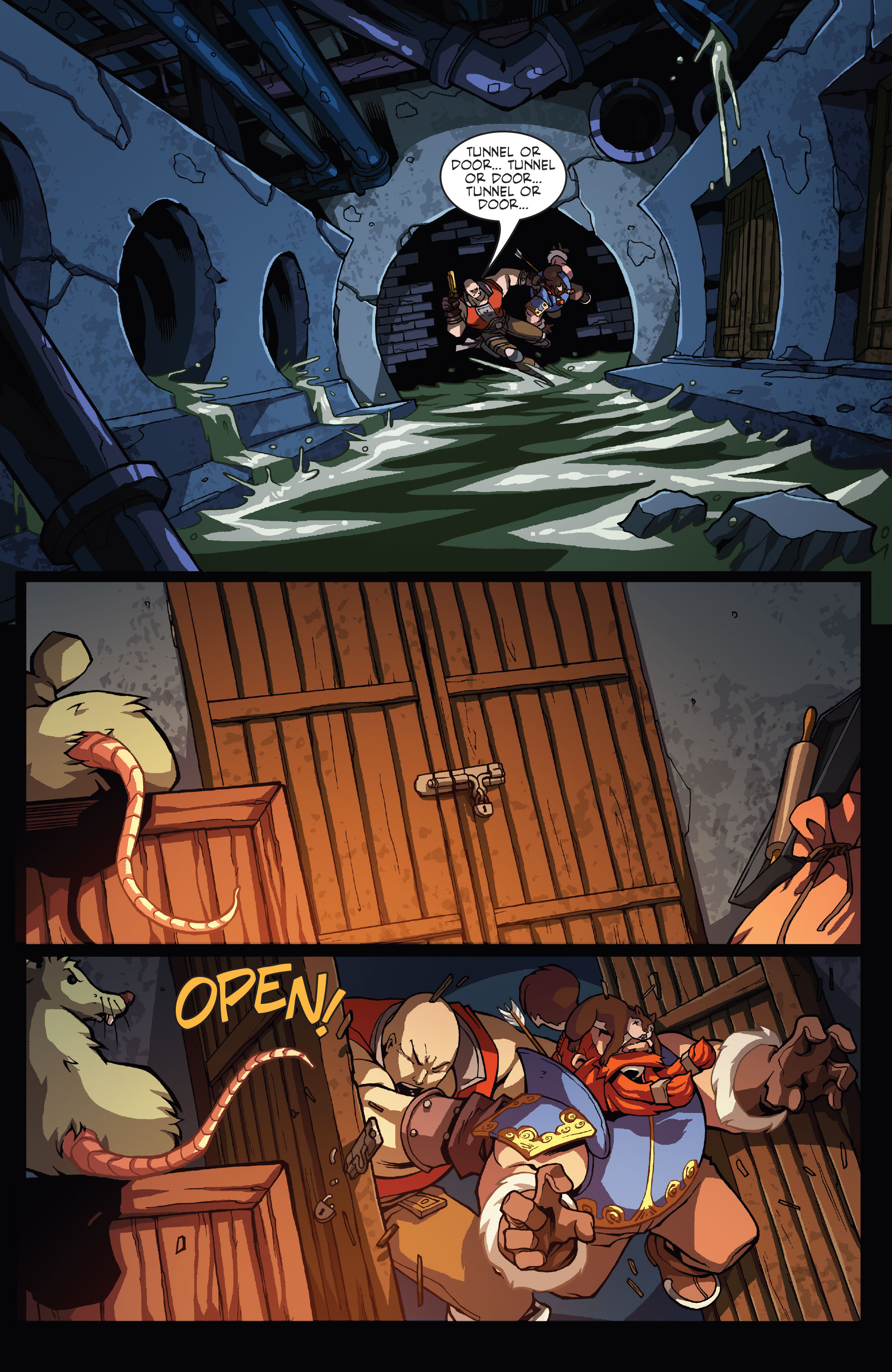 Read online Skullkickers comic -  Issue #10 - 7