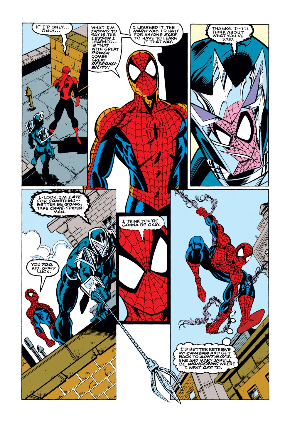 The Amazing Spider-Man (1963) 354 Page 5