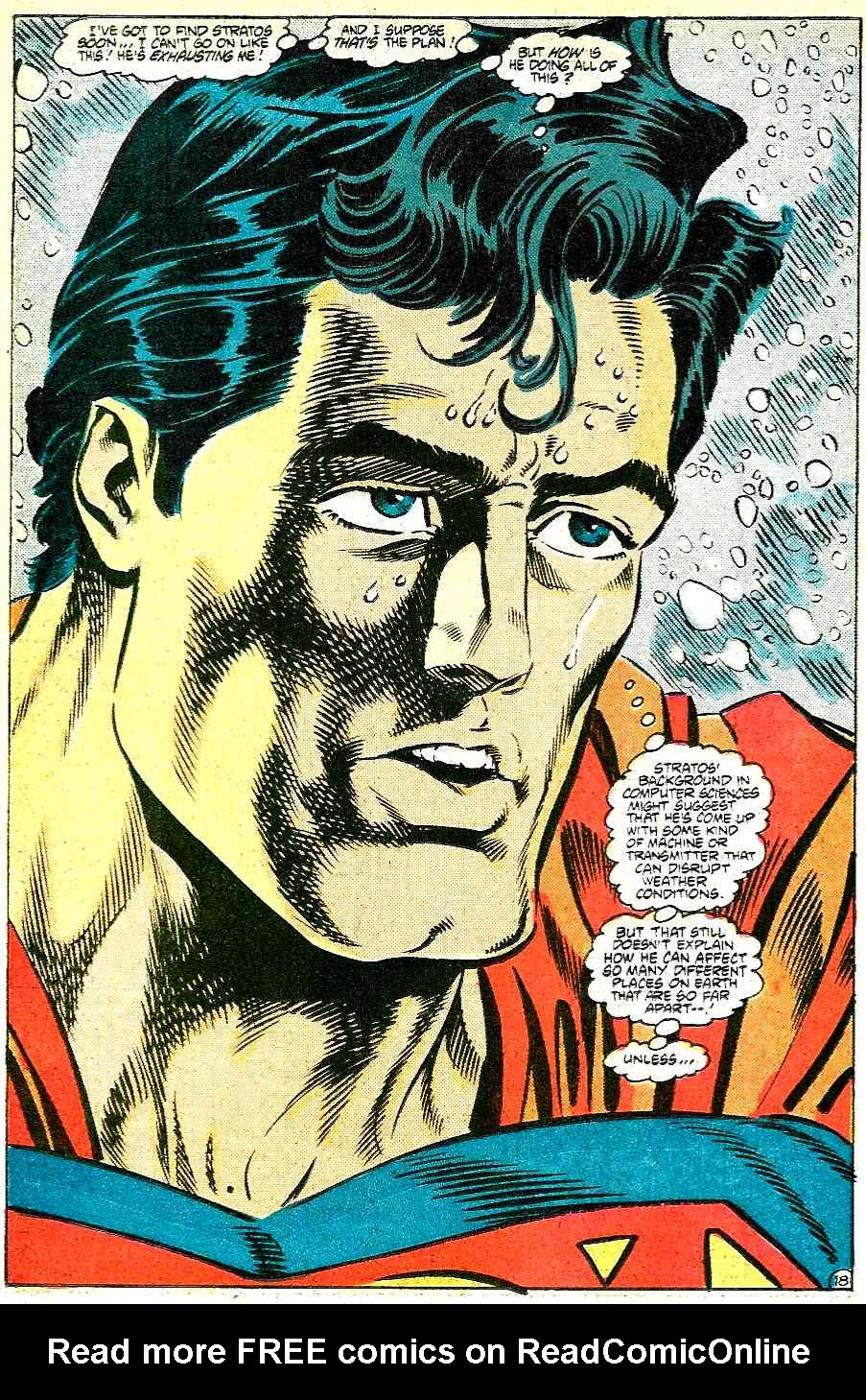 Read online Adventures of Superman (1987) comic -  Issue #431 - 18