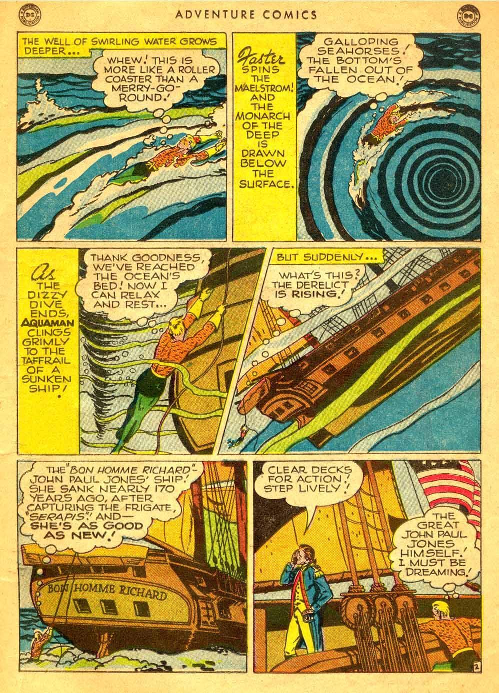 Read online Adventure Comics (1938) comic -  Issue #121 - 14