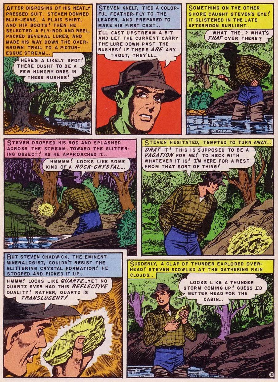 Weird Fantasy (1951) issue 10 - Page 12