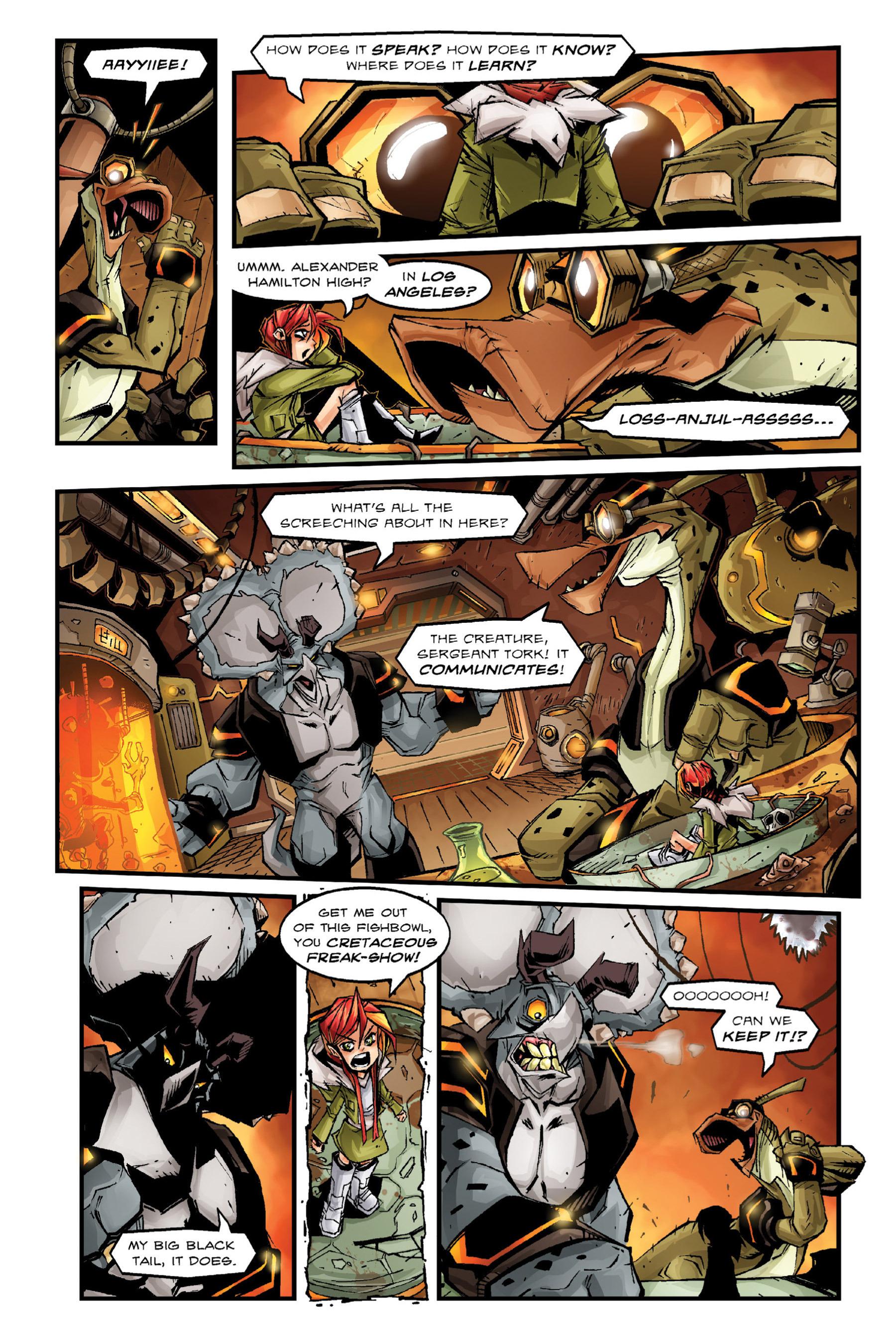 Read online Rexodus comic -  Issue # Full - 39