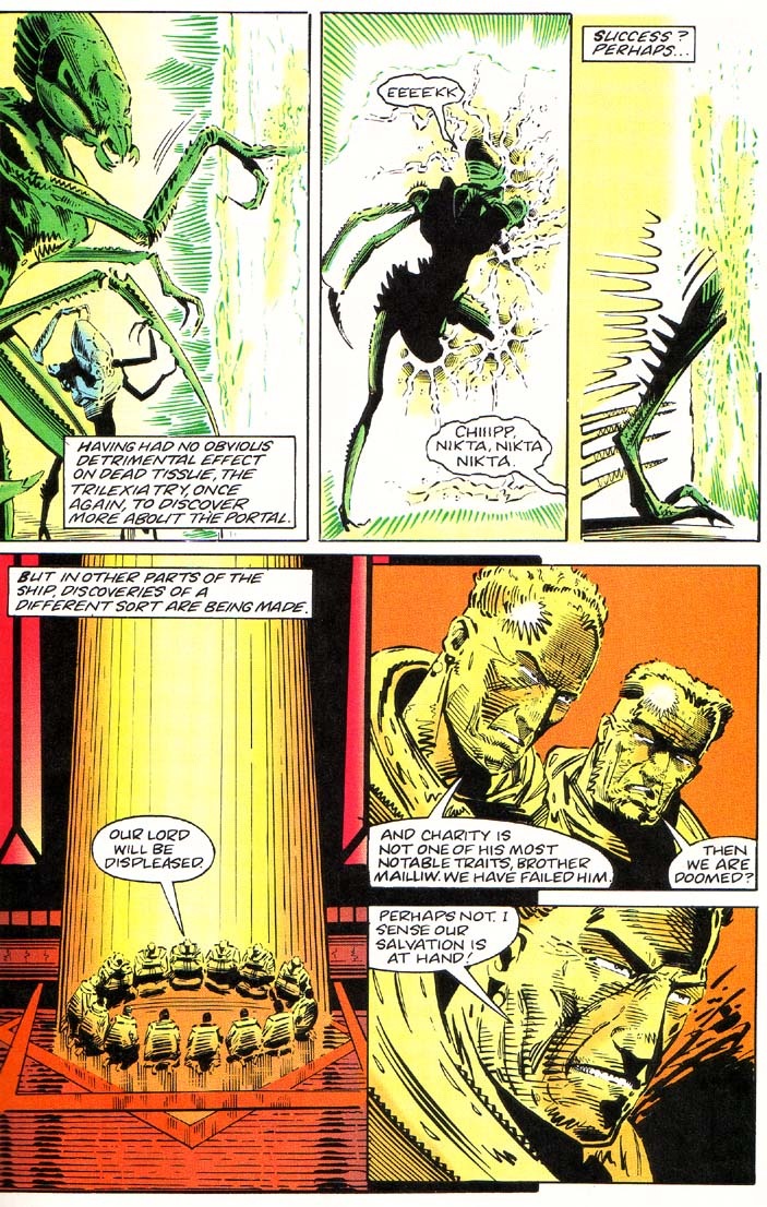 Read online Cyberspace 3000 comic -  Issue #1 - 21