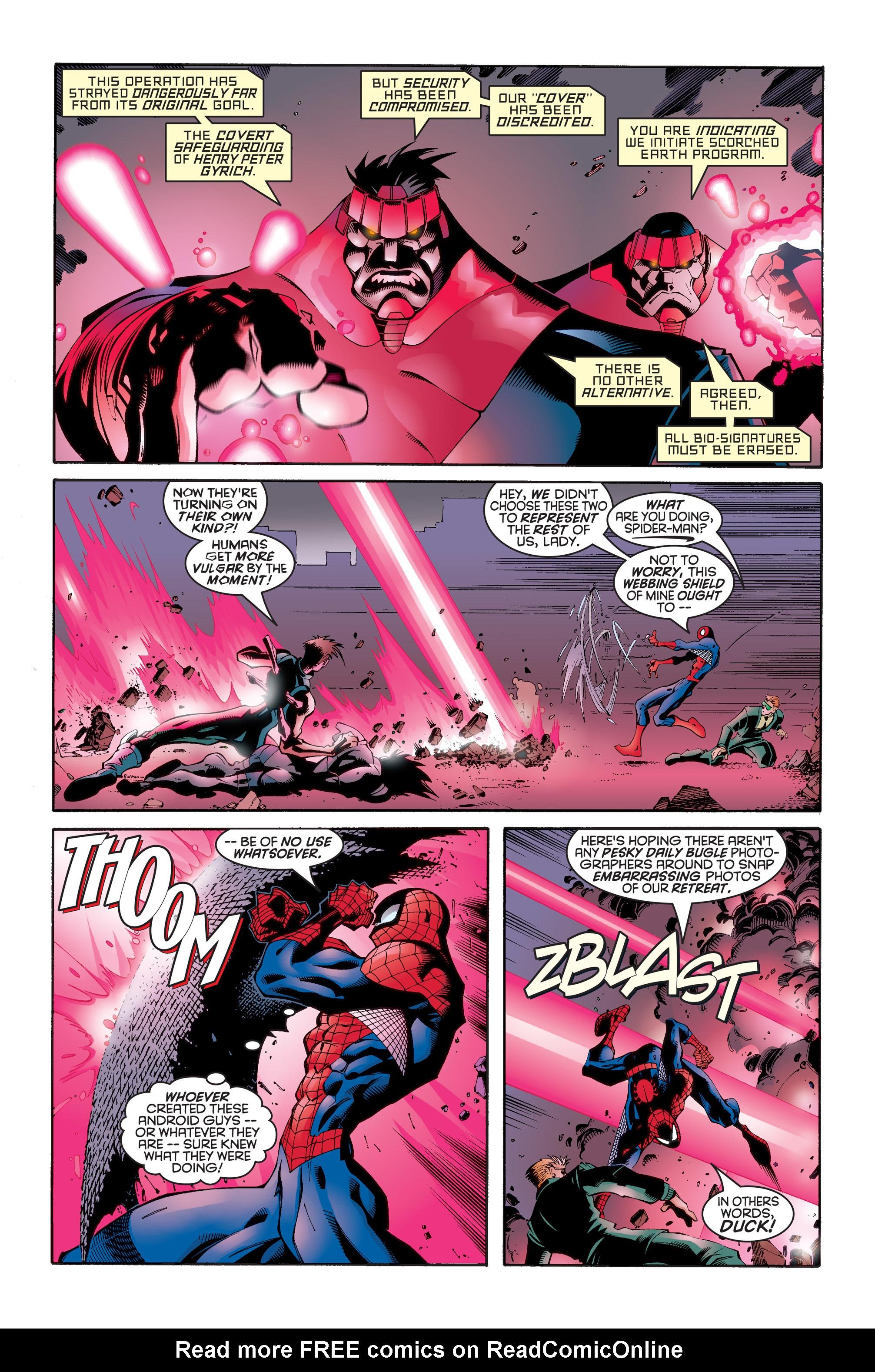 Read online Uncanny X-Men (1963) comic -  Issue #346 - 16