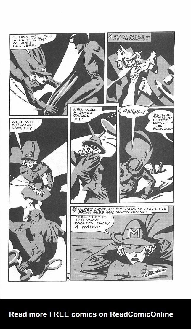 Read online Men of Mystery Comics comic -  Issue #28 - 37
