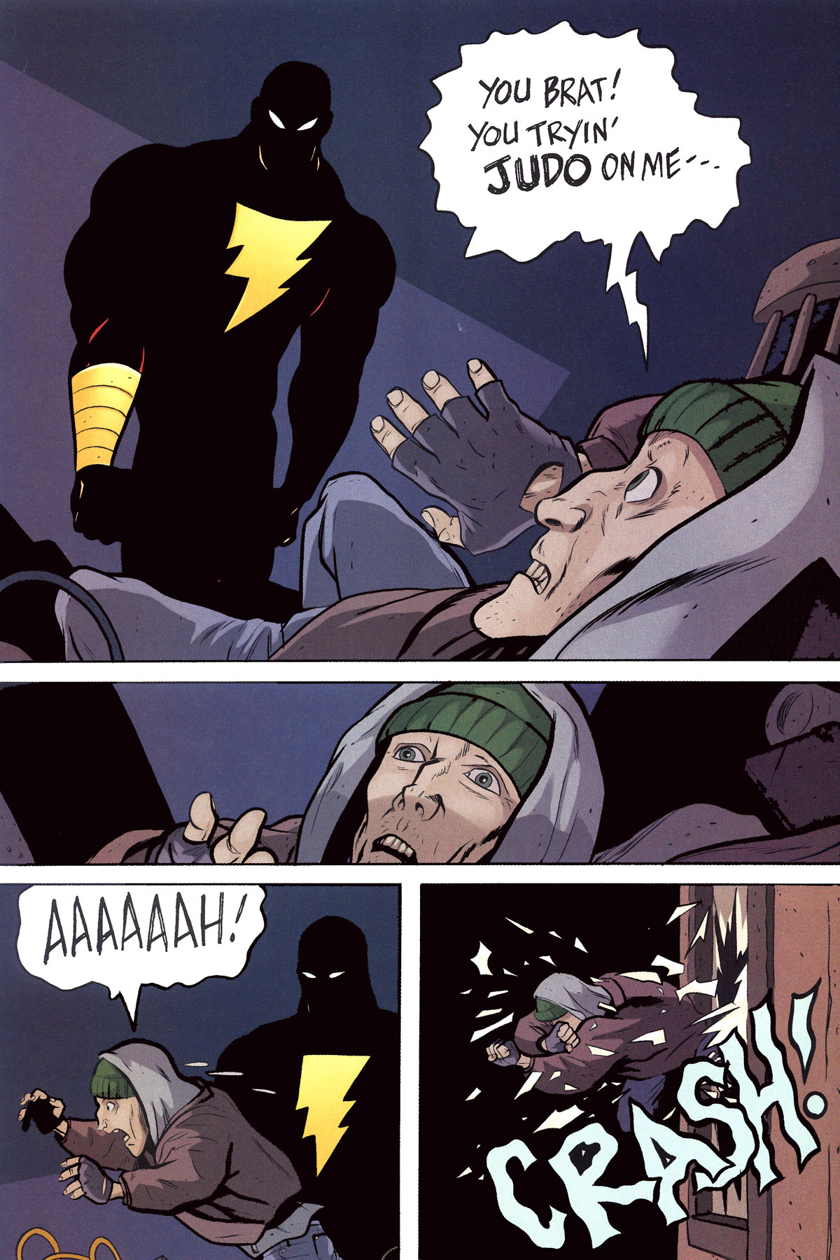 Read online Shazam!: The Monster Society of Evil comic -  Issue #1 - 27