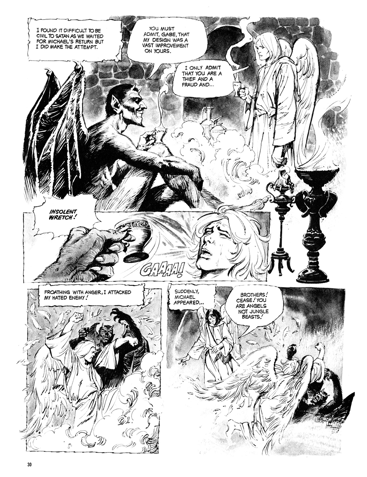 Read online Eerie Archives comic -  Issue # TPB 10 - 31