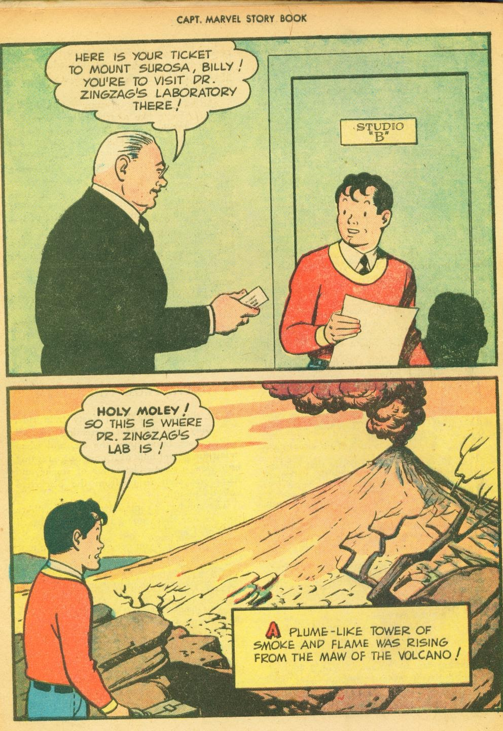 Captain Marvel Storybook issue 2 - Page 6