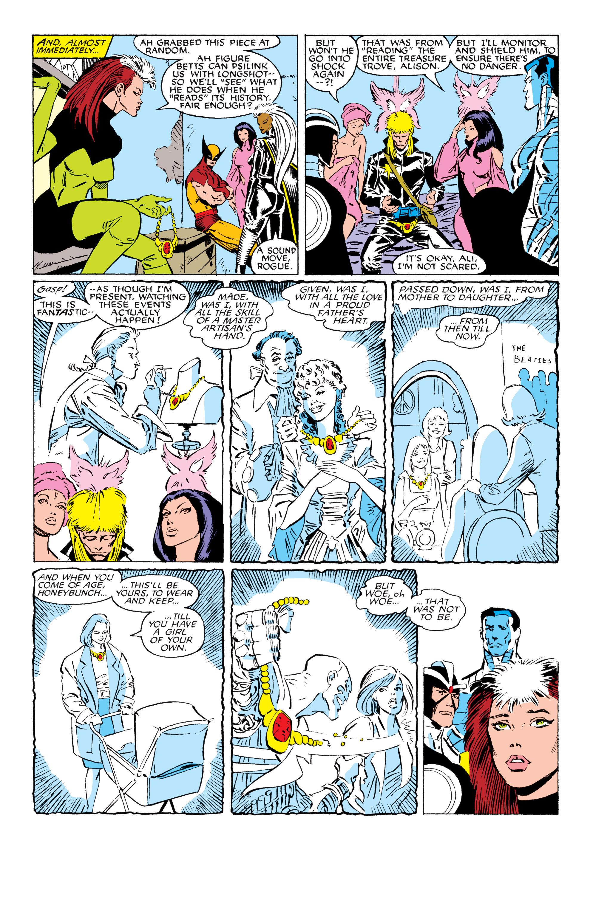 Read online Uncanny X-Men (1963) comic -  Issue #230 - 14