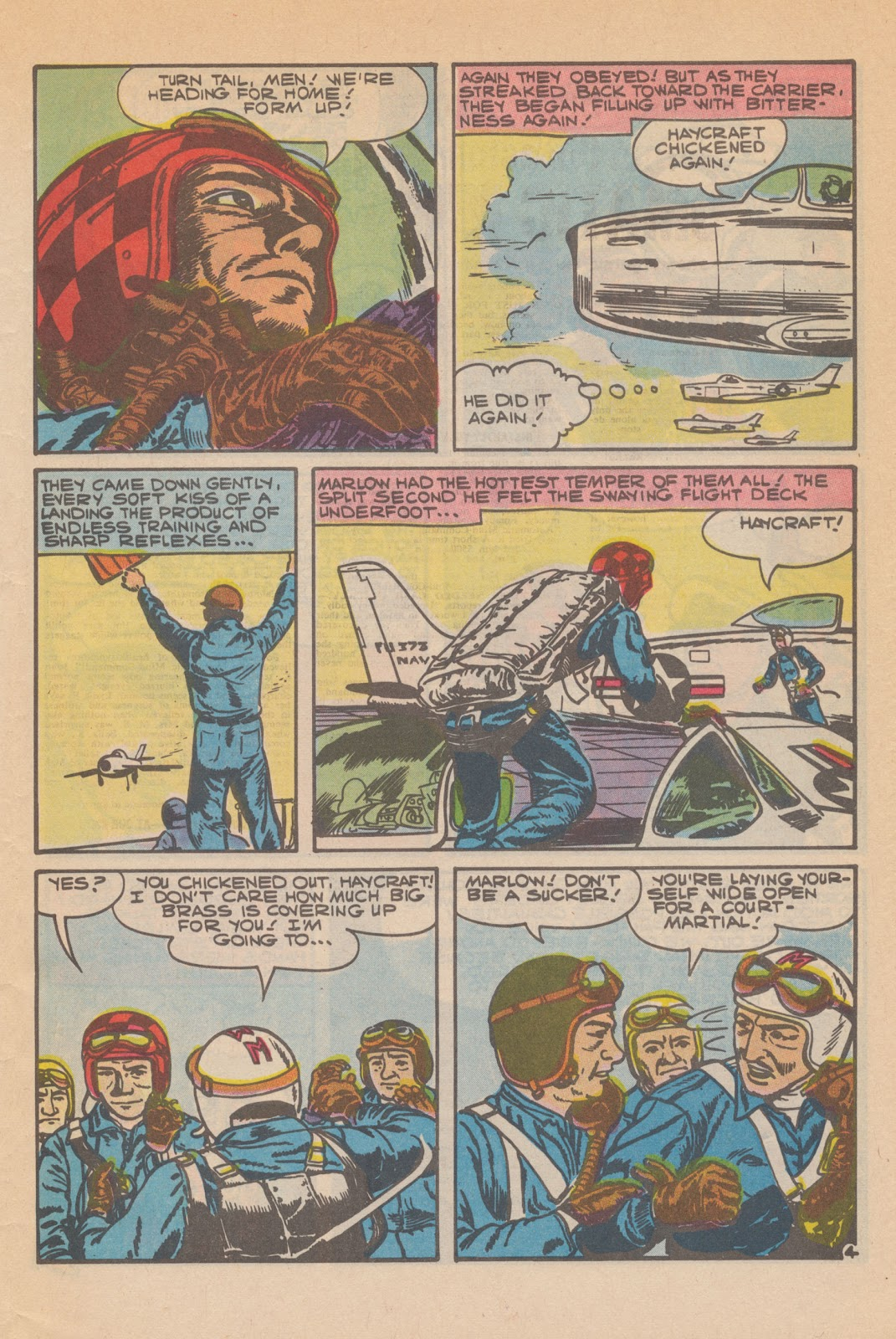 Read online Fightin' Navy comic -  Issue #133 - 31
