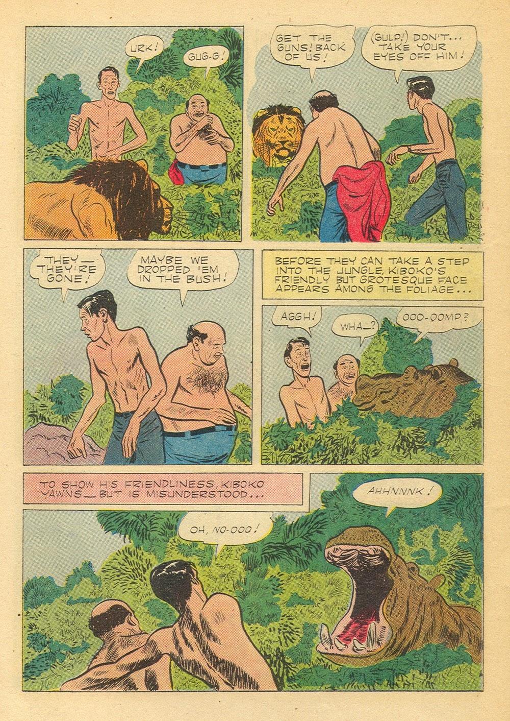 Tarzan (1948) issue 75 - Page 22