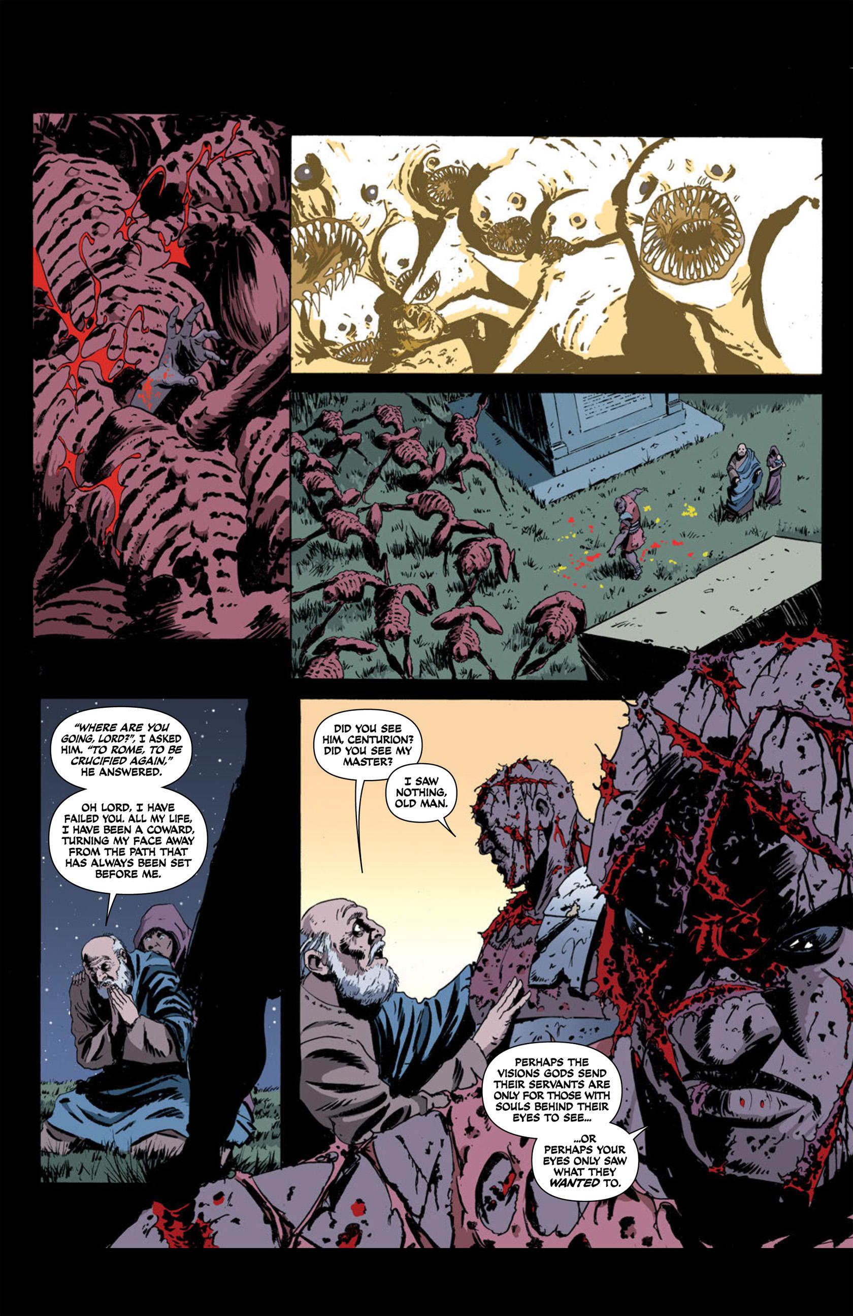 Read online Aquila comic -  Issue #2 - 33