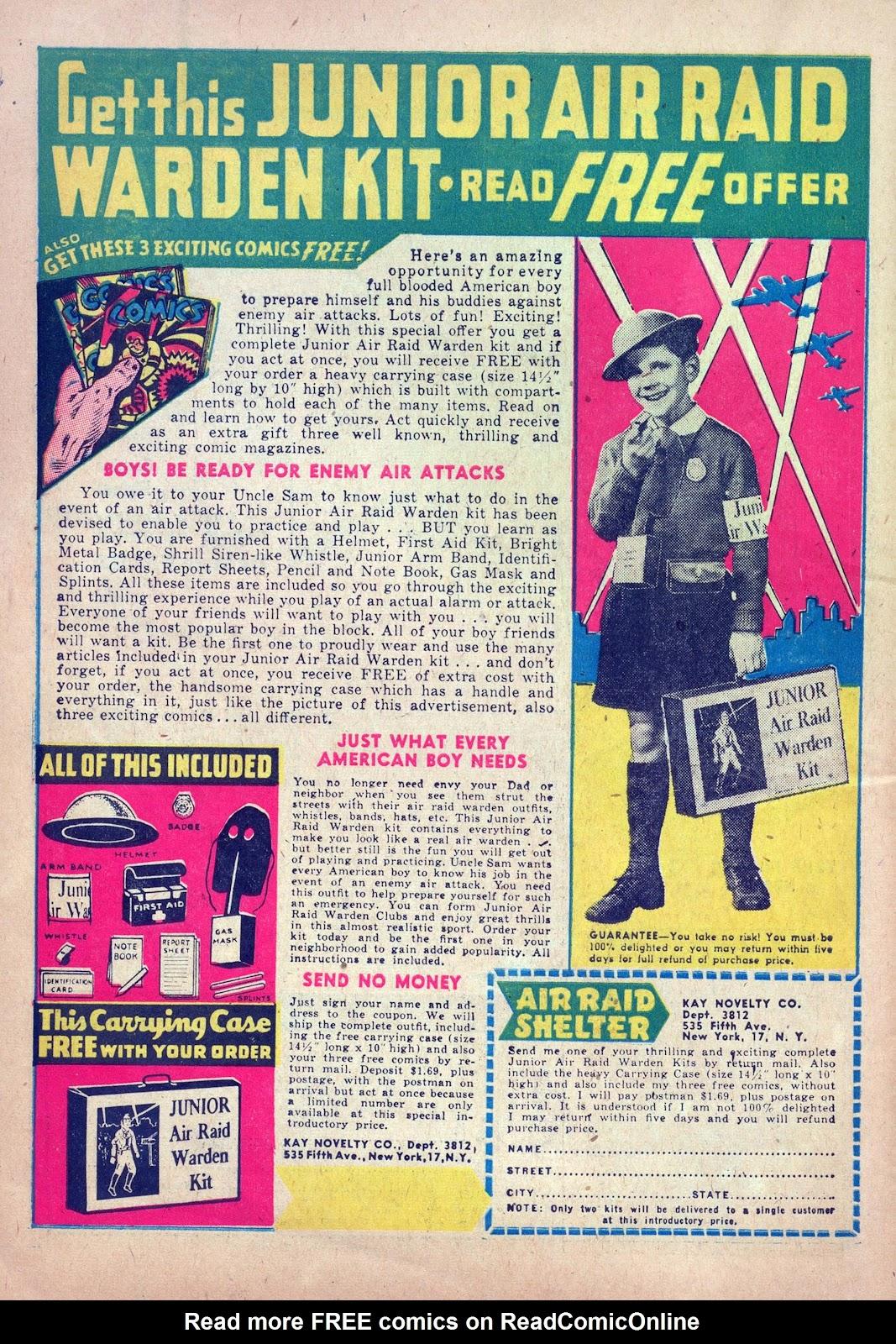Read online Joker Comics comic -  Issue #12 - 58