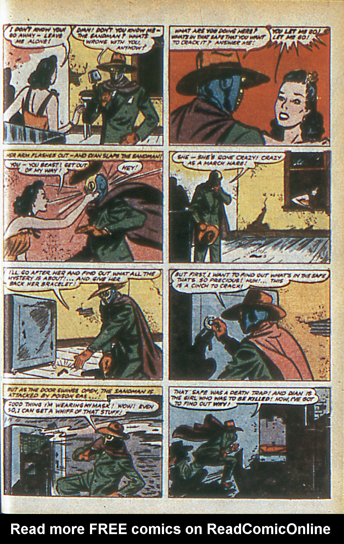 Read online Adventure Comics (1938) comic -  Issue #60 - 58