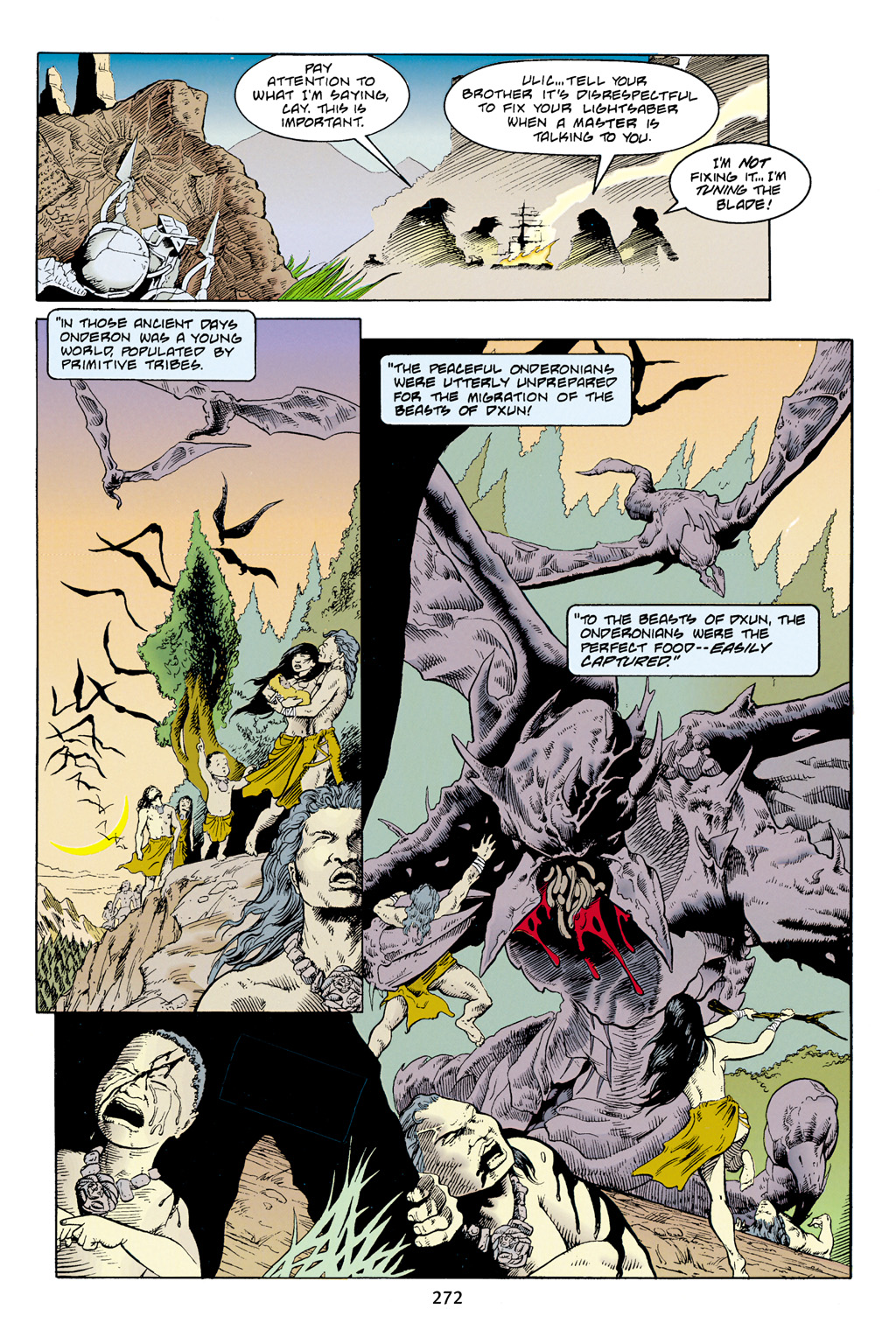 Read online Star Wars Omnibus comic -  Issue # Vol. 4 - 261