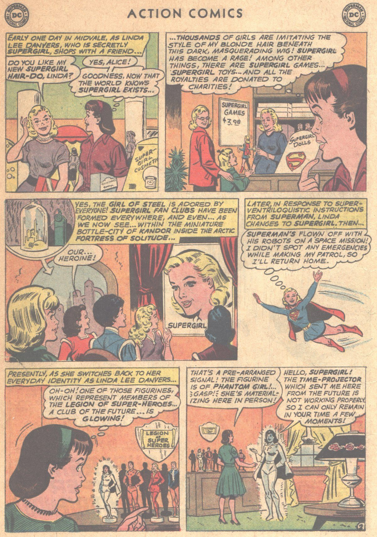 Read online Action Comics (1938) comic -  Issue #290 - 20