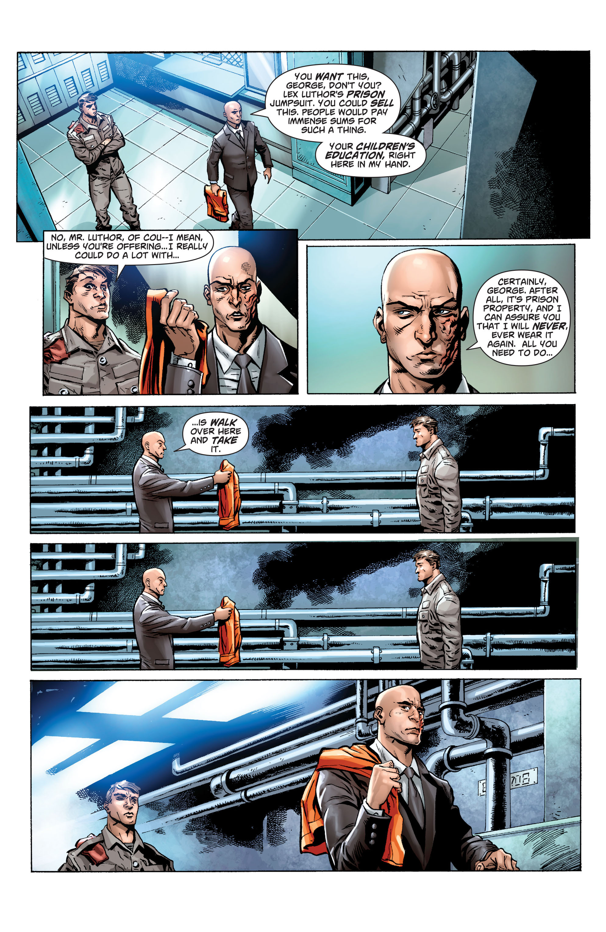 Read online Action Comics (2011) comic -  Issue #23.3 - 3